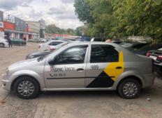 Аренда Renault Logan 2012 в Рязани