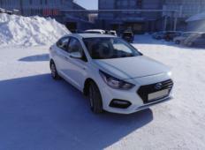 Аренда Hyundai Solaris 2019 в Новокузнецке