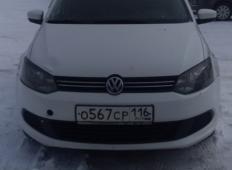Аренда Volkswagen Polo 2016 в Уфе