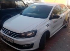 Аренда Volkswagen Polo 2019 в Волгограде