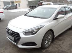 Аренда Hyundai i40 2017 в Казани