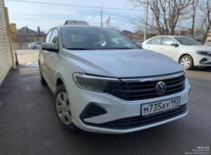Аренда Volkswagen Polo 2021 в Армавире