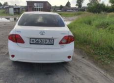 Аренда Toyota Corolla 2009 в Брянске