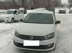 Аренда Volkswagen Polo 2018 в Туле