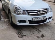 Аренда Nissan Almera 2018 в Ростове-на-Дону