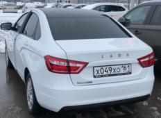 Аренда LADA (ВАЗ) Vesta 2018 в Ростове-на-Дону