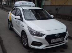 Аренда Hyundai Solaris 2018 в Ростове-на-Дону