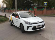 Аренда Kia Rio 2018 в Новосибирске
