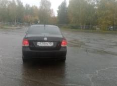 Аренда Volkswagen Polo 2013 в Новосибирске