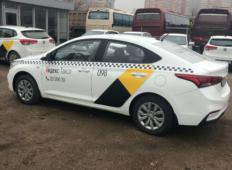 Аренда Hyundai Solaris 2018 в Краснодаре