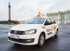 Аренда Volkswagen Polo 2018 в Казани