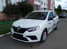 Аренда Renault Logan 2018 в Дзержинске