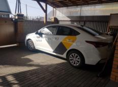 Аренда Hyundai Solaris 2019 в Барнауле