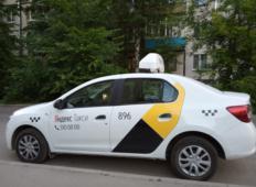 Аренда Renault Logan 2019 в Казани
