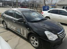 Аренда Nissan Almera 2018 в Самаре