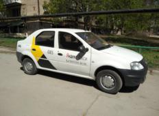 Аренда Renault Logan 2012 в Шахты