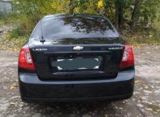 Аренда Chevrolet Lacetti 2011 в Перми