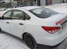 Аренда Nissan Almera 2015 в Красноярске