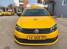 Аренда Volkswagen Polo 2019 в Туле
