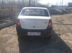 Аренда Renault Logan 2012 в Уфе