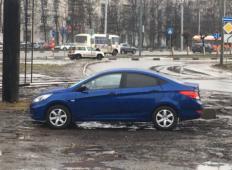 Аренда Hyundai Solaris 2012 в Нижнем Новгороде