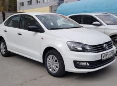 Аренда Volkswagen Polo GTI 2019 в Сургуте