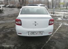 Аренда Renault Logan 2019 в Омске