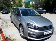 Аренда Volkswagen Polo 2021 в Липецке