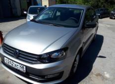 Аренда Volkswagen Polo 2020 в Липецке