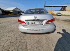 Аренда Nissan Almera 2017 в Самаре