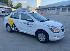 Аренда Chevrolet Cobalt 2020 в Екатеринбурге