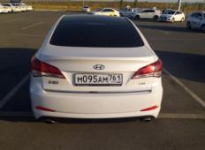 Аренда Hyundai i40 2014 в Ростове-на-Дону