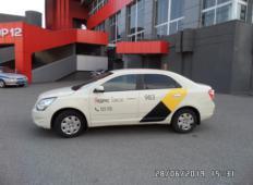 Аренда Chevrolet Cobalt 2014 в Новокузнецке