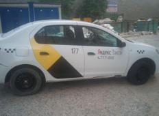 Аренда Renault Logan 2018 в Махачкале