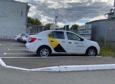 Аренда Renault Logan 2020 в Казани
