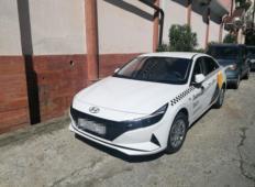Аренда Hyundai Elantra 2021 в Сочи