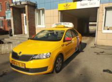 Аренда Skoda Rapid 2019 в Екатеринбурге