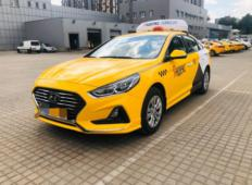 Аренда Hyundai Sonata 2019 в Москве и области