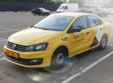 Аренда Volkswagen Polo 2019 в Москве и области
