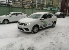 Аренда Renault Logan 2018 в Перми