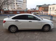 Аренда LADA (ВАЗ) Vesta 2018 в Перми