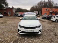 Аренда Kia Optima 2020 в Саратове