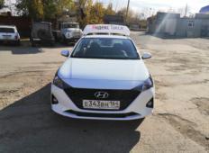 Аренда Hyundai Solaris 2020 в Саратове