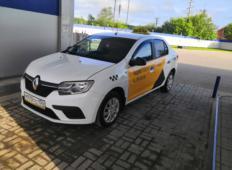 Аренда Renault Logan 2018 в Березниках