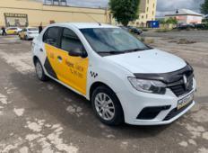 Аренда Renault Logan 2017 в Березниках