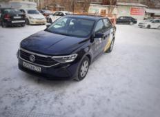 Аренда Volkswagen Polo 2020 в Адлере