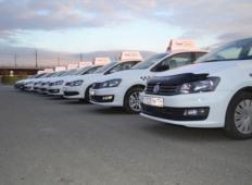 Аренда Volkswagen Polo 2019 в Адлере