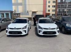 Аренда Kia Rio 2020 в Новосибирске