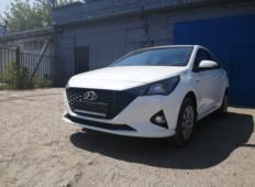 Аренда Hyundai Solaris 2020 в Волгограде
