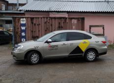 Аренда Nissan Almera 2014 в Иркутске